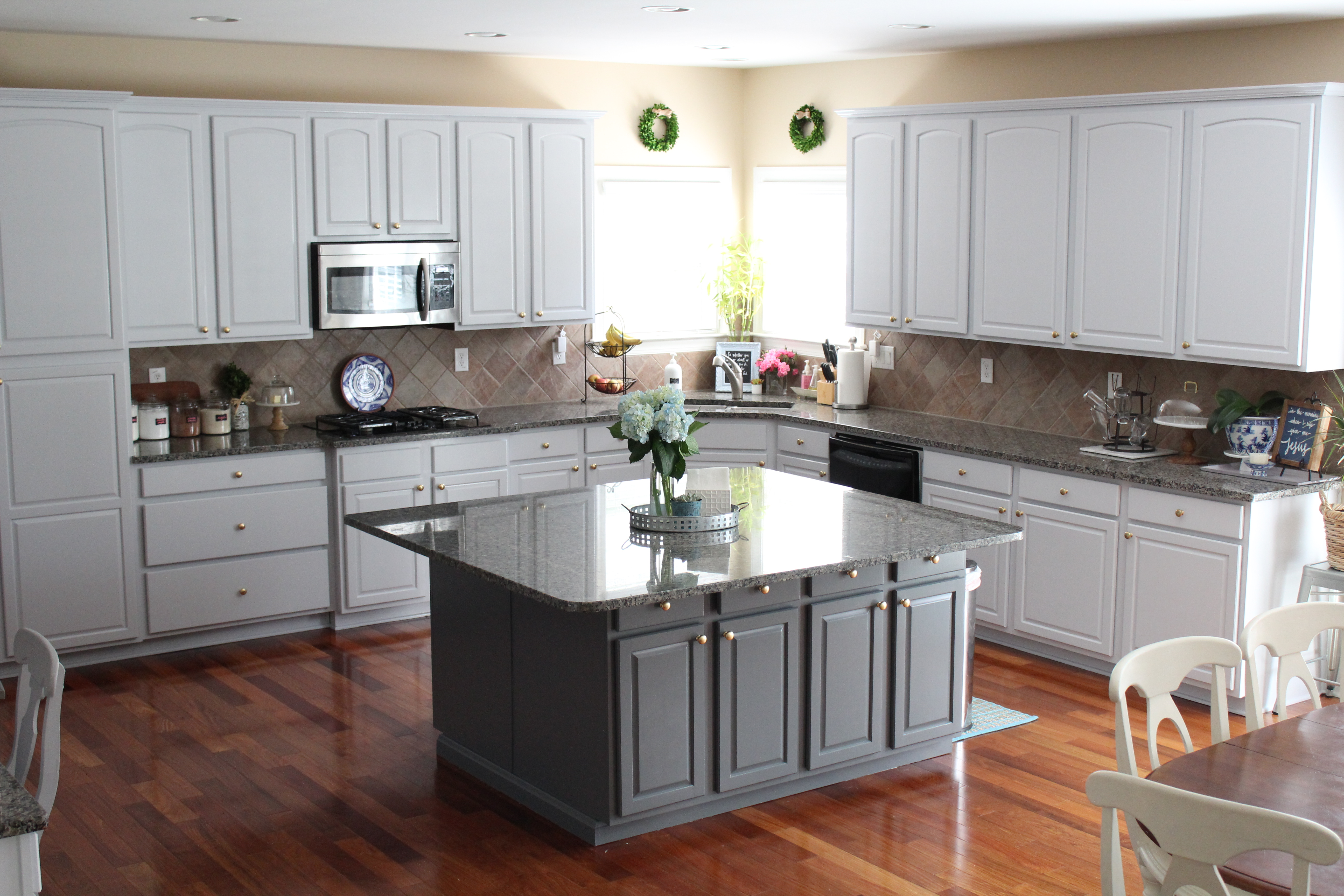 Our Kitchen Before and After - Love Your Abode