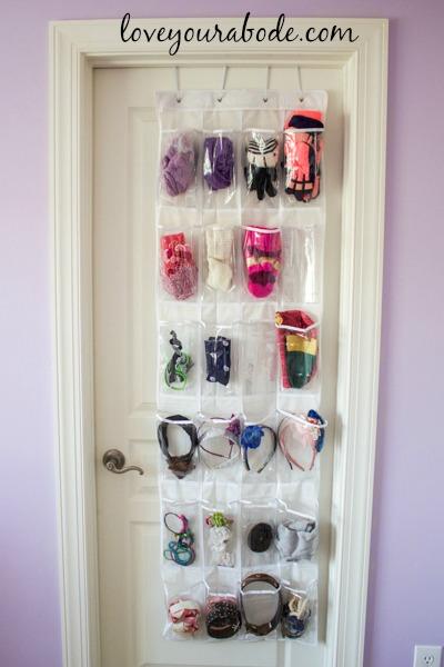Over The Door Shoe Organizer Kids Closets Love Your Abode