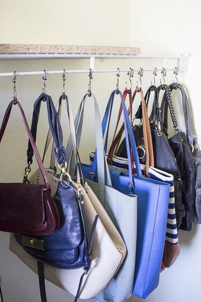 organizing-shower-hooks-purse | loveyourabode |-12
