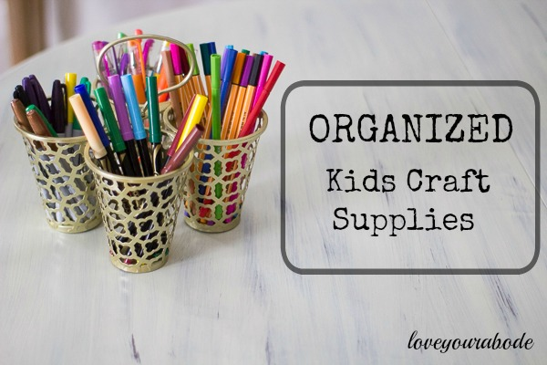 organized-kids-crafts-supplies loveyourabode -2