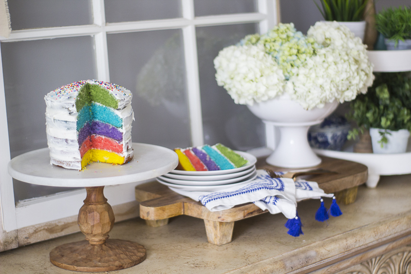rainbow-cake-back-to-school loveyourabode-2